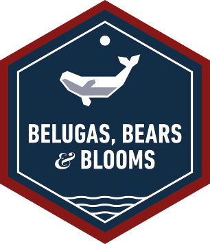 Belugas, Bears and Blooms Enthusiast