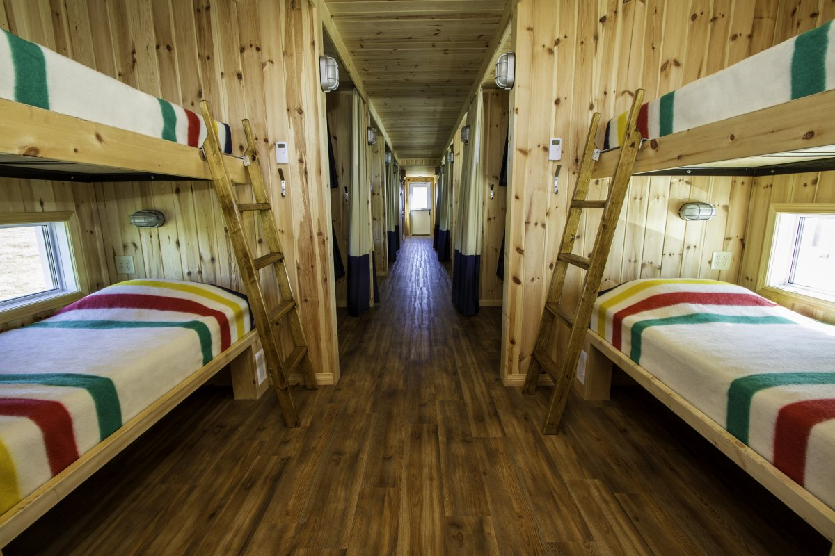 The Tundra Buggy Lodge Frontiers North Adventures