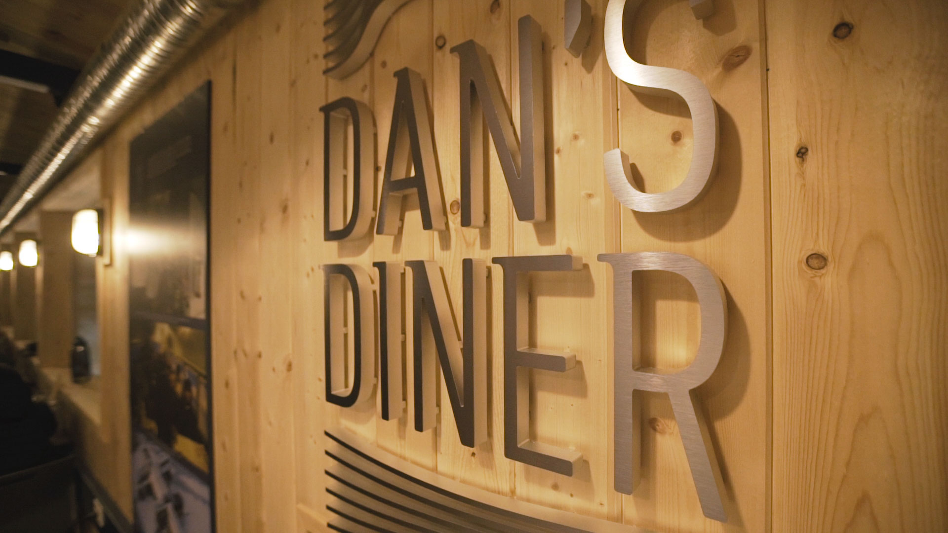 Watch the Dan's Diner video